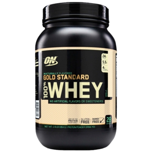 Natural 100% Whey Gold Standard Gluten Free
