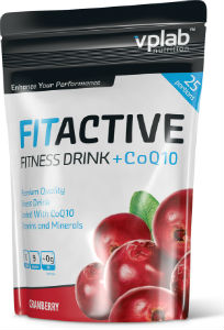 FitActive, Fitness Drink + Q10